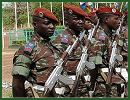 Burkina Faso Army defence force ranks military pattern camouflage combat field uniforms dress grades uniformes combat armee