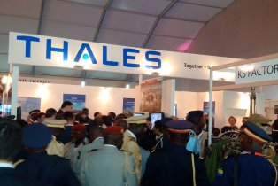 SHIELDAFRICA 2017 news show daily coverage report International Security and Defence Exhibition Abidjan Ivory Coast African defense industry army military technology equipment