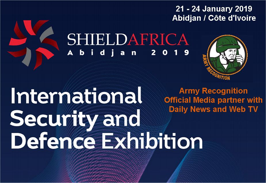 ShieldAfrica 2019: Army Recognition Official Media with ...