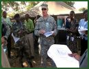 United States Army soldiers share combat lifesaving skills with Malawian troops at MEDREACH 11, a U.S. Army Africa-run exercise designed to enhance U.S. and Malawian military medical capabilities and enhance the two militaries' ability to work together during a humanitarian emergency or other crisis.
