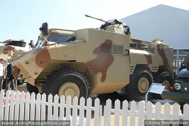 BAE Systems today launched the latest 6x6 variant of the RG35 family of vehicles – the RG35 multi-purpose blast protected fighting vehicle – at the 2012 Africa Aerospace and Defence exhibition (AAD).