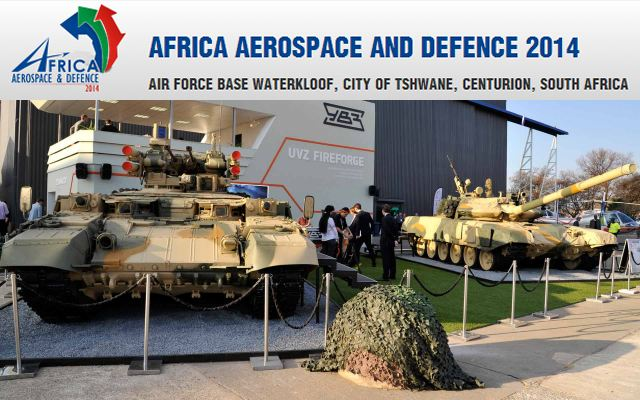 Africa Aerospace and Defence 2014 (AAD2014), the premier exhibition of air, land and sea exhibition on the African continent will be the biggest ever in the history of AAD showcasing defence and aviation products. 85% of the indoor space has already been sold and 50% of the outdoor space has been sold, which gives an indication of the high esteem in which the exhibition is held in the industry. This year's show will have many more exhibitors than in the past.