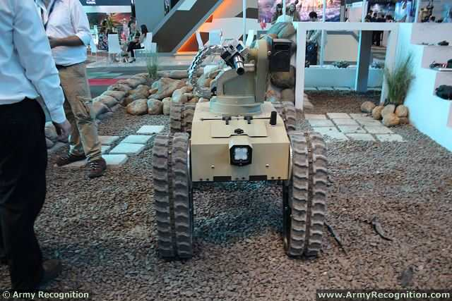 The technologically-advanced Testudo unmanned ground vehicle (UGV) designed for reconnaissance missions, mapping of unsafe areas, mine surveying and search and rescue operations is being exclusively launched at AAD 2014 AAD Africa Aerospace and Defense Exhibition which takes place near Pretoria in South Africa from the 17 to 21 September 2014.