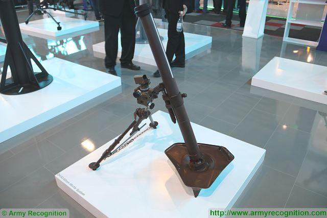 Denel Land Systems of South Africa launches DM42 and DM43 60mm mortar, new upgraded versions of the tried and proven 60mm M4Mk1 Command Mortar and 60mm M1 Conventional mortar. Both new products bring the benefits of longer range and increased accuracy.
