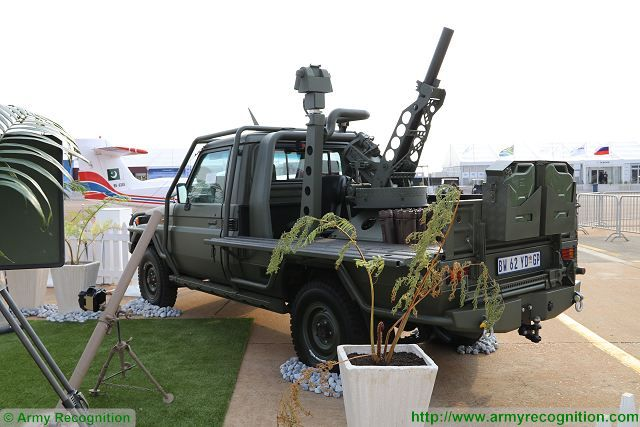 Thales South Africa has now provided its new Scorpion mobile mortar system to the South African army for test trial. The vehicle could be used by rapid reaction force and Special Forces to offer fire support.