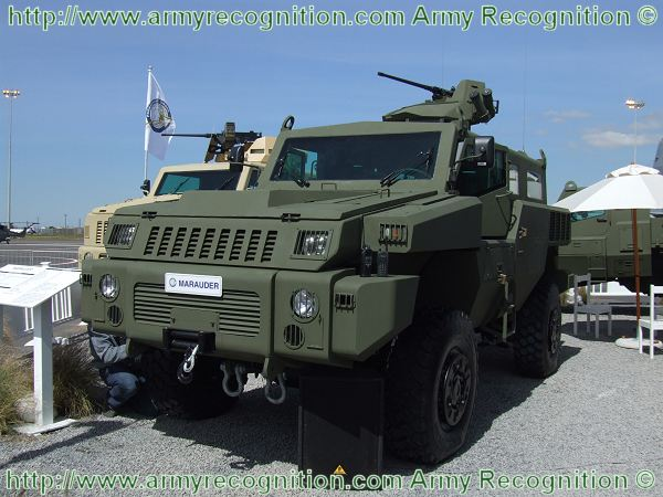 "Azerbaijani Ministry of defense Industry will soon hand over 30 ""Matador"" and ""Marauder"" mine-protected armoured vehicles to the Armed Forces, military sources told APA."