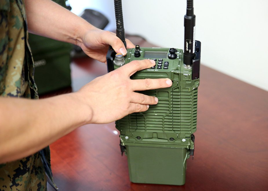 New radio system enables USMC to simultaneously monitor multiple networks