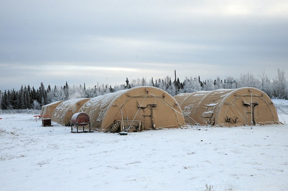 New shelter to protect U.S. soldiers from extreme cold boost survivability