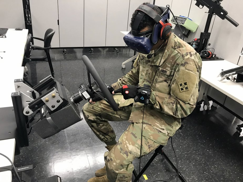 U.S. Army testing synthetic training environment platforms