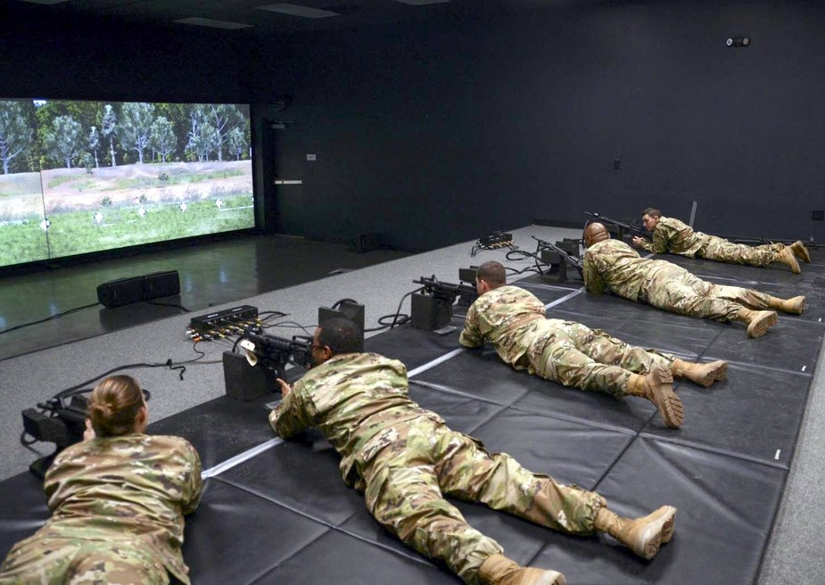 US Army New virtual trainer improves marksmanship skills
