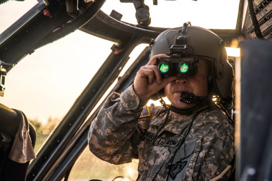 US Army to field new night vision goggles