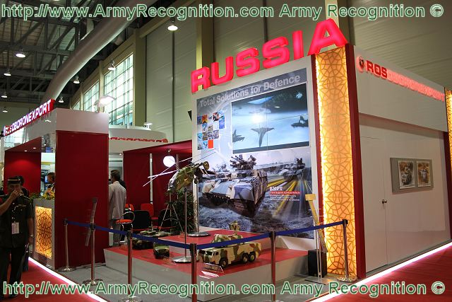 The Russian Federal State Unitary Enterprise Rosoboronexport presents more than 50 items of the Russian military hardware at the BRIDEX 2011 International Defence Exhibition and Conference to take place in Brunei's capital city Bandar Seri Begawan (6-9 July, 2011). Noteworthy, it is the first time the company participates in the show.
