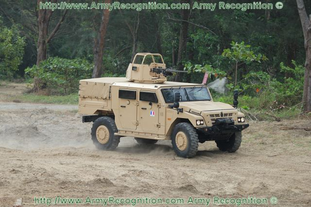 The Sherpa Light Scout (former Sherpa 2) is one of the six versions of the SHERPA LIGHT family of 4x4 tactical and light armoured vehicles developed by Renault Trucks Defense. Available in unarmoured or armoured variants (balistic, mine and IED kits), the Scout is ideally suited for tactical missions such as scouting, patrol, convoy escort and command and liaison. It is able to transport up to 4 or 5 soldiers or a total payload of up to 4 tonnes.