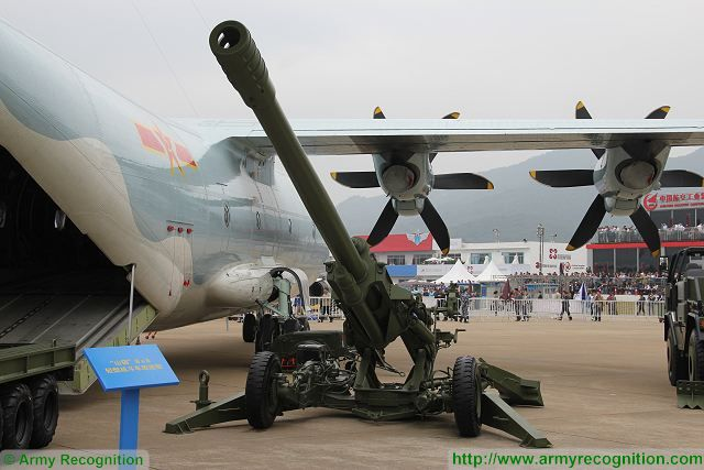 Chinese Defense Company NORINCO (China North Industries Corporation) has confirmed that its new lightweight towed howitzer AH-4 155mm 39 caliber is now ready for production. the new AH-4 seems to be a counter part of the American-made BAE Systems M777.