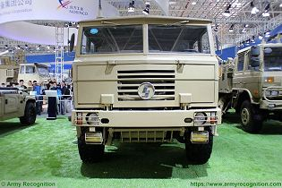 PCL 09 CS SH1 122mm wheeled 6x6 self propelled howitzer China Chinese army NORINCO defense industry front view 001