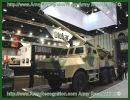 The Chinese Defence Company Norinco presents for the first time to the public in Middle East, its wheeled self-propelled howitzer SH1. Development of this artillery system was started in 2002. It was first revealed in 2007. Pakistan acquired approximately 90 SH-1 truck-mounted howitzers.