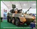 At AirShow China 2012, the International Aviation, Aerospace and defence exhibition, China South Industries Group Corporation unveils a new wheeled 30mm self-propelled anti-aircraft gun system (SPAAGS). AirShow China is one of the most important defence event in Asia where all the Chinese defence industries present latest military technologies and innovations.