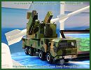 The China Aerospace Science and Industry Corporation's (CASIC's) launches its new Short-to-Medium range surface-to-air missile weapon system FK-1000 at the International Aviation, Aerospace and defence exhibition AirShow China 2012.