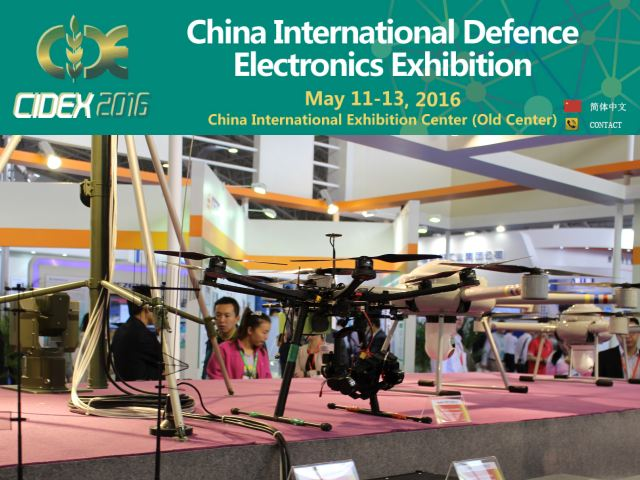 CIDEX China International Defence Electronic Exhibition an opportunity to touch Asian markets 640 001