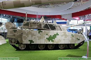 VT5 light weight main battle tank technical data sheet specifications pictures video information description intelligence identification China Chinese PLA NORINCO army industry military technology equipment