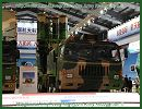 The dynamic simulation demonstration of the defense confrontation system at the exhibition area of the China Aerospace Science and Industry Corporation (CASIC) vividly reappeared the whole process from target acquisition to successful interception of China's independently-developed high-tech advanced air-defense anti-missile weapon FD-2000 during the 9th China International Aviation and Aerospace Exhibition