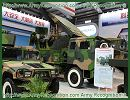 CASIC, China Aerospace Science& Industry Corporation unveils a new air defence missile weapon system at AirShow china 2012, the FL-2000C. Through its half century's hard work and continuous exploration, many significant achievements which can be rated as original were developed by CASIC.