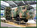 HQ-16A LY-80 ground to air defence missile system technical data sheet specifications information description intelligence pictures photos images video China Chinese identification army defense industry military technology