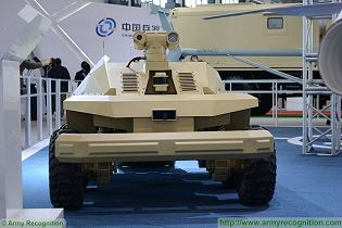 Sharp Claw 2 UGV 6x6 Unmanned Ground Vehicle technical data sheet specifications pictures video information description intelligence identification China Chinese NORINCO army industry military technology equipment