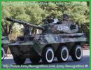 PTL-02 PTL02 assault gun tank destroyer wheeled armoured vehicle technical data sheet specifications information description intelligence pictures photos images China Chinese army identification tracked combat military