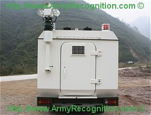 Anti-riot disperse protected wheeled vehicle ZFB05 technical data sheet information description intelligence pictures photos images China Chinese army identification Shaanxi Baoji Special Vehicles Manufacturing