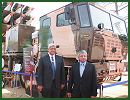 Tata Motors today showcased a new Micro Bullet-Proof Vehicle (MBPV) at DEFEXPO India 2012, a highly mobile combat vehicle for indoor combat inside airports, railway stations and other such infrastructure.
