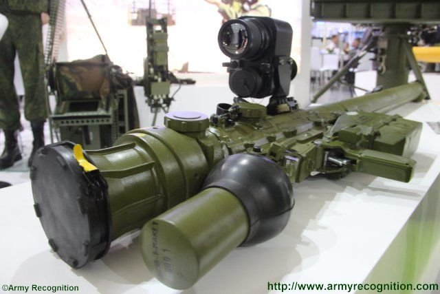 KBM K333 Verba Man Portable Air Defense System makes international debut in India 640 001