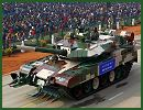 The Arjun Mk.II MBT (Main Battle Tank) was unveiled for the first time to the public at India's 65th Republic Day Military Parade, January 26, 2014. Thle latest version of Arjun MBT is aimed at exemplifying DRDO's strength in the area of defence technology – design and development, leading to the production of state of the art weapon systems for India's armed forces.