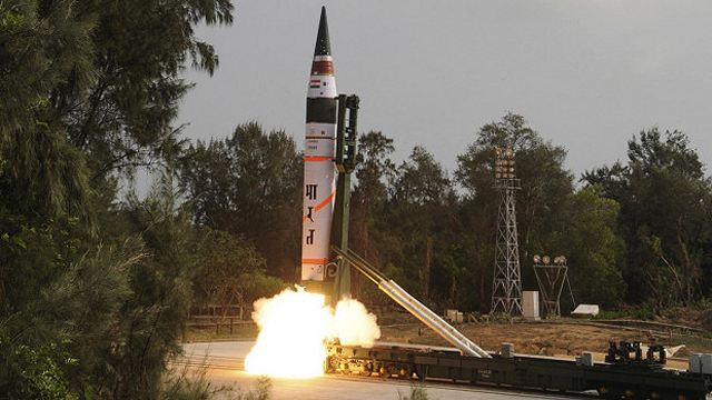 India tested on Thursday, April 19, 2012, its first long-range intercontinental ballistic missile (ICBM) able to carry a nuclear warhead deep into China or Europe, bringing Delhi into a small club of nations with intercontinental nuclear capability.