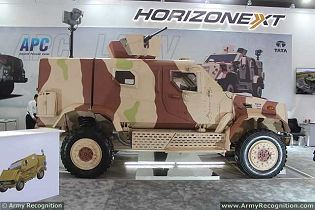 LAMV 4x4 light armoured multipurpose vehicle technical data sheet specifications information description intelligence pictures identification photos images Tata Motors India Indian army military technology defence industry