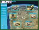 At IndoDefence 2012, the Tri-Service defence exhibition of Indonesia, Thales presents a full range of Advanced Air Defence Systems and Solutions based on latest generation modular technologies for all defence and security market. These systems draw on Thales experience in critical software and hardware architectures and to provide the requisite levels of safety, security, real-time operations and complexity management.