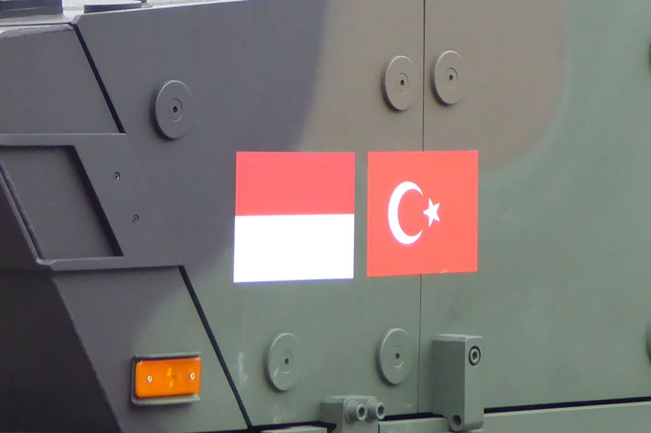 IndoDefence 2018 Strong Presence from Turkish Defense Industry