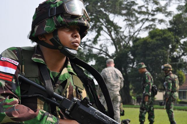 The weaponry of Indonesian armed forces (TNI) is going to be gradually modernized as the sound economy supports financing amid the higher demand for professionalism of the forces. The modernization solely aims to offset the country's long absence on improving the weaponry that would put it in one par with ASEAN peers.