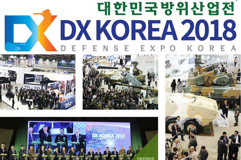 Army Recognition DX Korea 2018 Official Online Show Daily News and Web TV 925 001