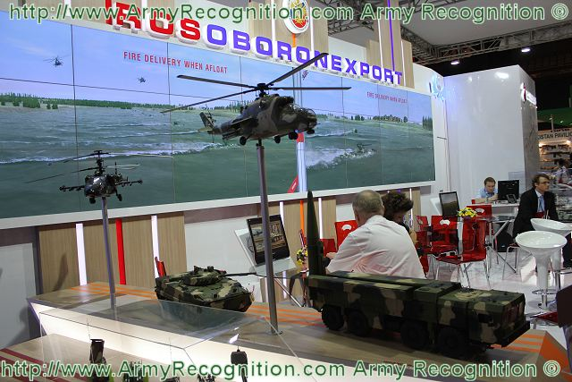Today, the Asia-Pacific Region (ATR) is the largest arms market, where Russia has established strong military-technical ties with many countries. Currently, the ATR countries account for 43% of Rosoboronexport's total defense exports.