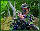 UK based Camouflage cream manufacturers, BCB International Ltd, are a leading supplier of military face paint to troops worldwide and will be allowing visitors to DSA to try on their range of camouflage cream at their stand (5P49).