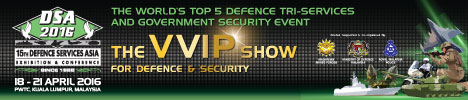 DSA 2016 news official show daily coverage report information Tri-Service defense Asia Exhibition Conference Networking Bangkok Thailand event industry army military technology equipment