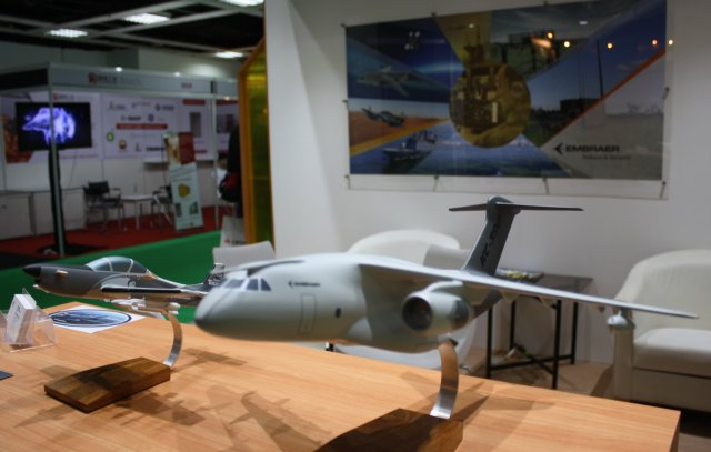 ABIMDE promotes Brazilian defense industry at Defense Services Asia 640 002