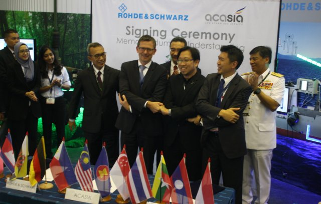 ACASIA and Rohde Schwarz Cybersecurity to establish strategic partnership 640 001