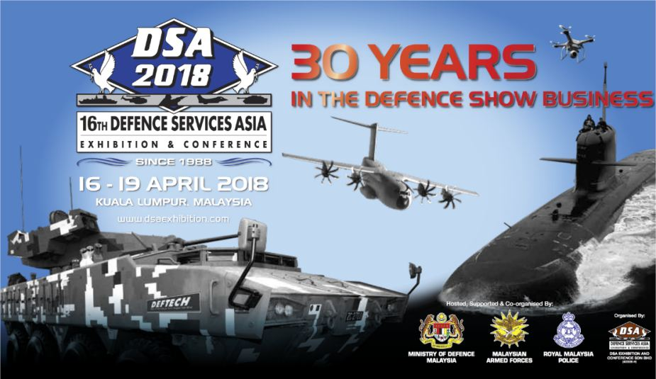 Army Recognition at DSA 2018 Tri services defense exhibition in Malaysia 925 001