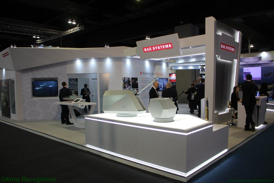 BAE SYStems at DSA 2018 001 2