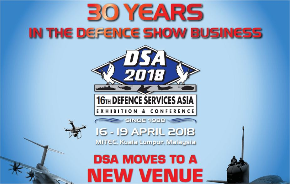 DSA the biggest Defense and Security Exhibition in the Asian region for year 2018 925 001