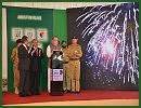 Pakistani Prime Minister Nawaz Sharif on Monday, December 1, 2014, inaugurated the International Defence Exhibition and Seminar (IDEAS) 2014 at Expo Center which takes place in Karachi from the 1 to 4 December 2014.