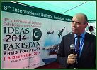 "Pakistan is ready to launch international business with foreign defense and security Companies from all over the world to increase the modernization of its armed forces and his fight against terrorism. During an exclusive interview with the Belgian Ambassador in Pakistan, Mister Peter Claes, he said,""Pakistan is a country in the for front of the fight against terrorism and extremists."""