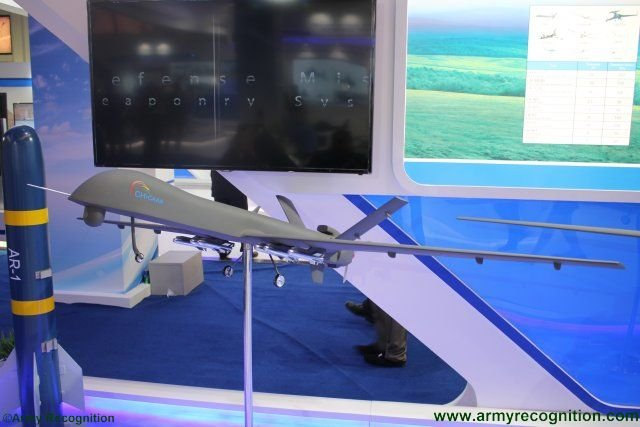 IDEAS China s CH 5 MALE UCAV makes first foreign appearance 640 001